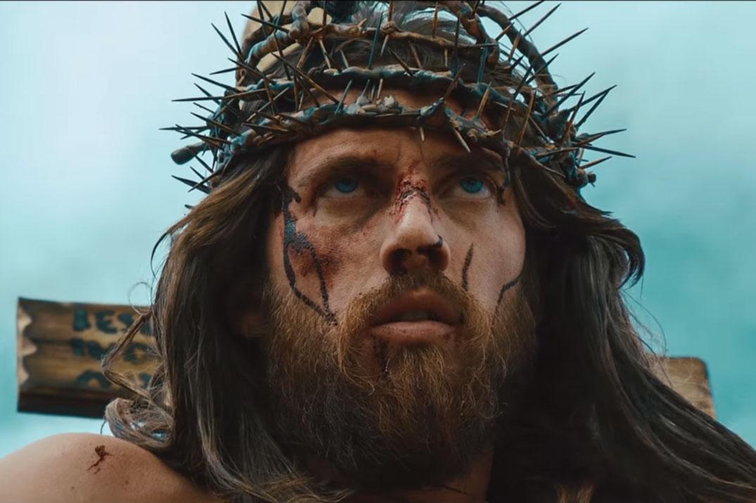 """""""Cierń Boga"""" - poruszająca opowieść o Chrystusie"""