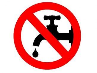 Nie ma wody. A jeśli jest, to... nie nadaje się do picia