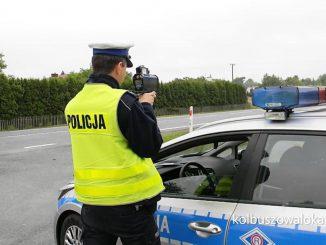 Zatrzymali pirata drogowego w Ostrowach Tuszowskich