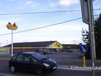 Wybudują duży zbiornik retencyjny obok Biedronki?