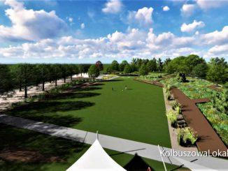 Jest umowa, będą budować Park Niepodległości