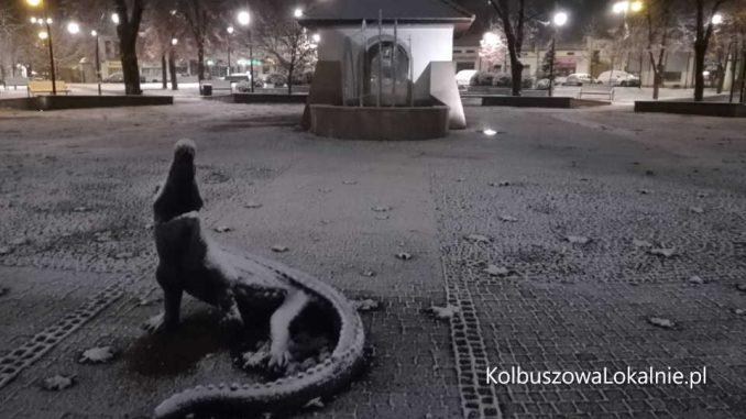 Kolbuszowa skąpana w śniegu [ZDJĘCIA, WIDEO]