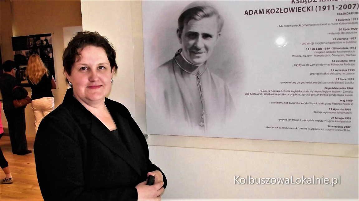 Katarzyna Cesarz za Mieczysława Maziarza?