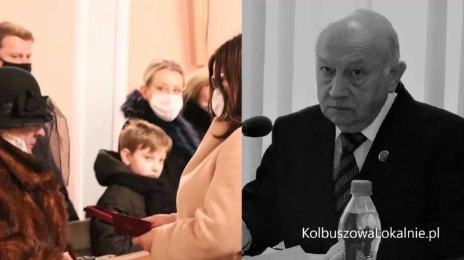 Mieczysław Maziarz odznaczony Złotym Krzyżem