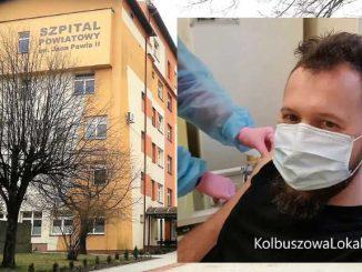 W szpitalu ruszyły szczepienia przeciw COVID-19