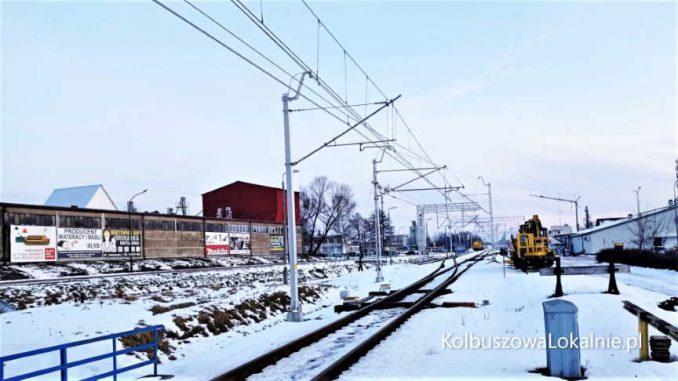 Elektryfikacja linii kolejowej nr 71 jest już na finiszu