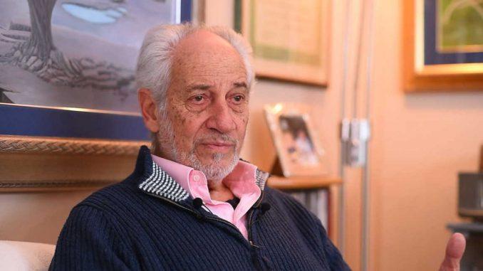 Luigi Priore - Włoch, który osiadł w Cmolasie