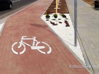 Chodnik i ścieżka rowerowa przy Piłsudskiego?