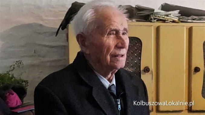 Pan Andrzej Grabiec z Siedlanki skończył sto lat