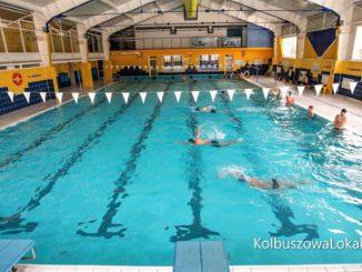 Pływalnia kryta w Cmolasie znowu zamknięta