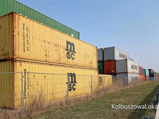 Kontenery znikną z stacji kolejowej w Kolbuszowej
