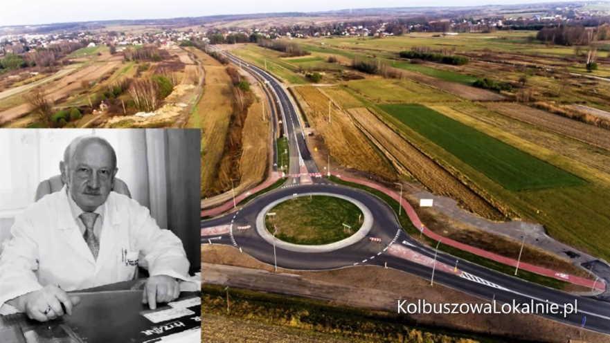 Radni za rondem imienia Mieczysława Maziarza