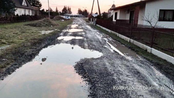 """""""Dzika"""" ulica Partyzantów - obraz nędzy i rozpaczy"""