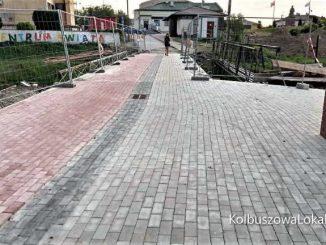 Będą utrudnienia w ruchu na ulicy Parkowej