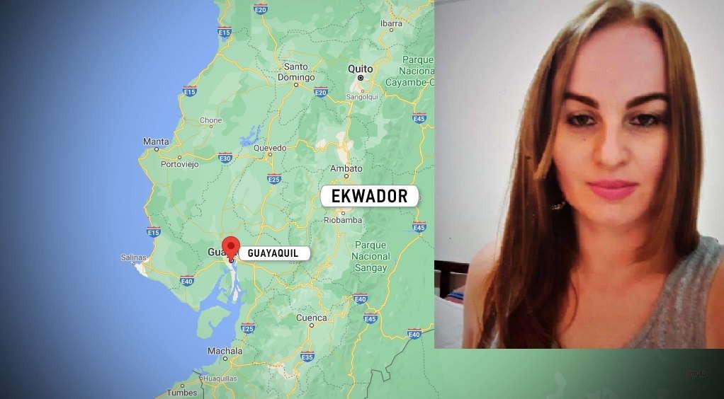 Beata Matuła z Kolbuszowej zaginęła w Ekwadorze