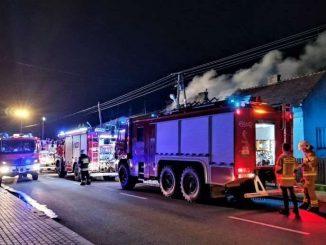 Pożar w Raniżowie. Sąsiadka zapobiegła tragedii