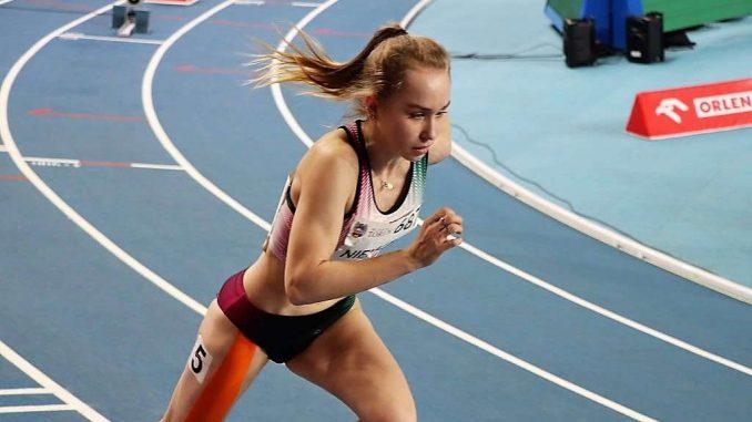 Magda zachwyciła na Mistrzostwach Świata