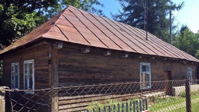 Czy to najstarszy drewniany dom w Kolbuszowej?