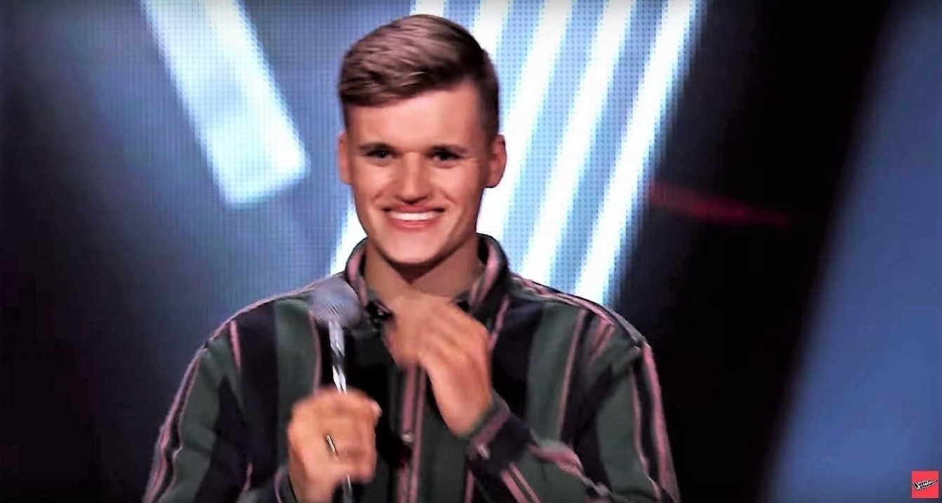 """Maciej Draus z Niwisk w """"The Voice of Poland"""""""