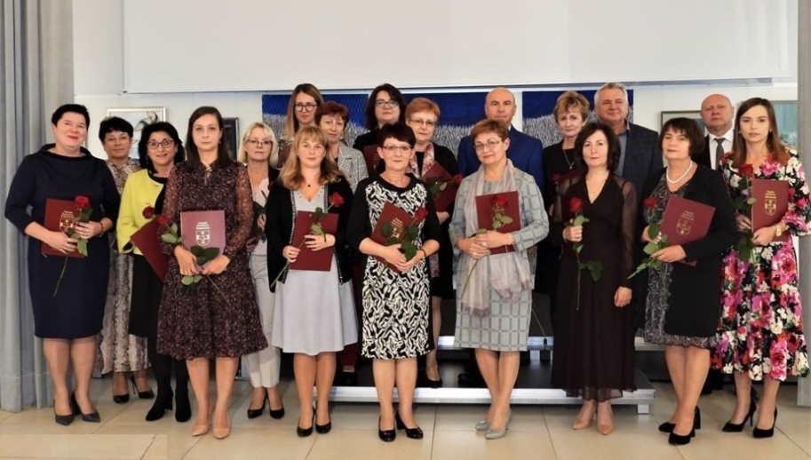 Nagrody dla kolbuszowskich nauczycieli [ZDJĘCIA]